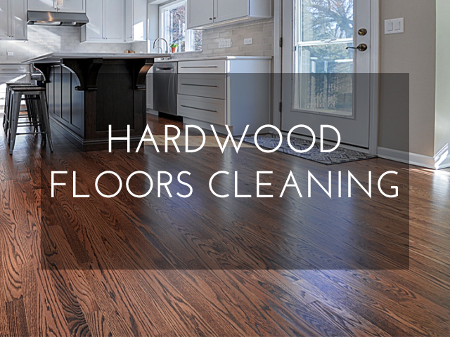 Hardwood Floors Cleaning in Montreal