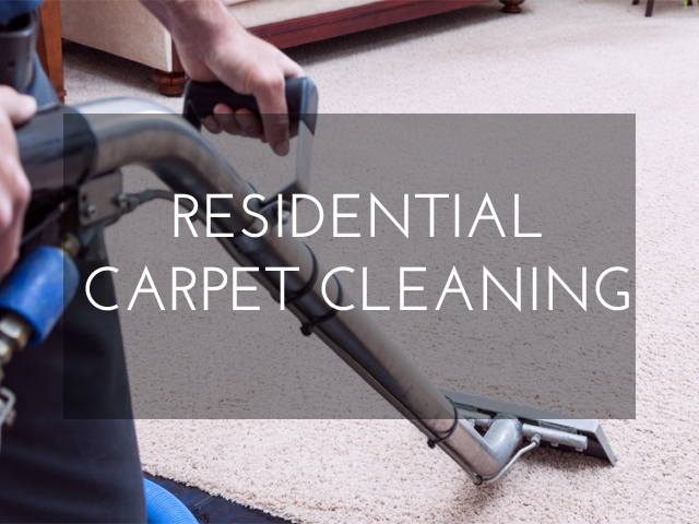 Residentiel Carpet Cleaning in Montreal