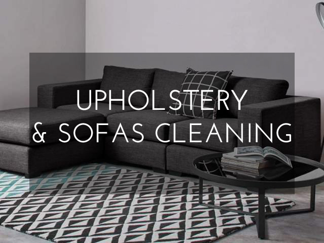 Upholstery and Sofas Cleaning in Montreal